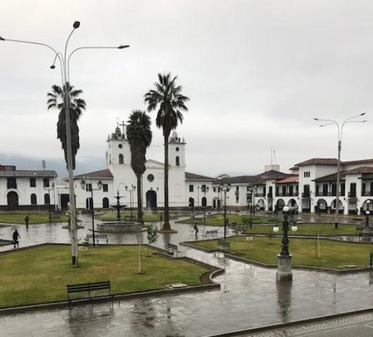 Plan Copesco decidió no recepcionar obras de Chachapoyas