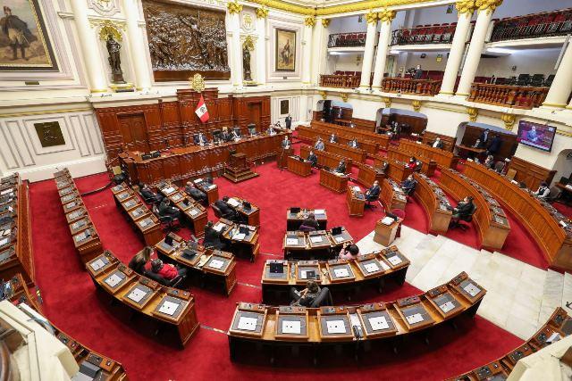 Congreso verá hoy impedimentos para postular y comisión para nombrar a magistrados del TC