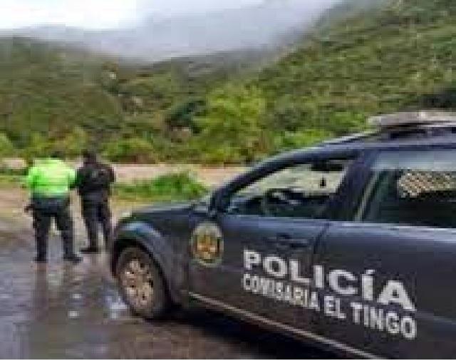 Encuentran muerto a efectivo policial en El Tingo
