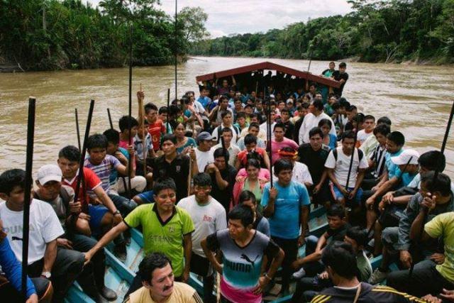 Las naciones Wampís y Achuar ejerciendo sus derechos en medio de la pandemia (I)
