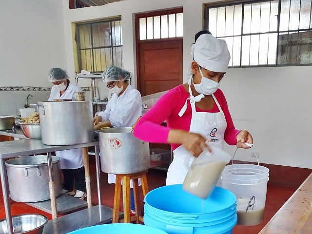 Qali Warma: Comités de Alimentación Escolar de Amazonas brindarán correcta prestación del servicio alimentario 2020