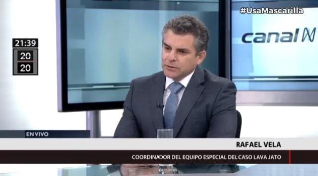 Declaraciones de Villarán en medios no cambian pedido de prisión preventiva