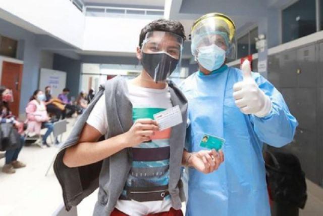 Noticia esperanzadora! Tacna a un paso de lograr la inmunidad de rebaño ante el covid-19