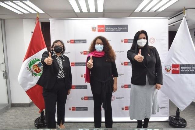 Ministra Silvana Vargas trazó los tres retos del Midis rumbo al Bicentenario