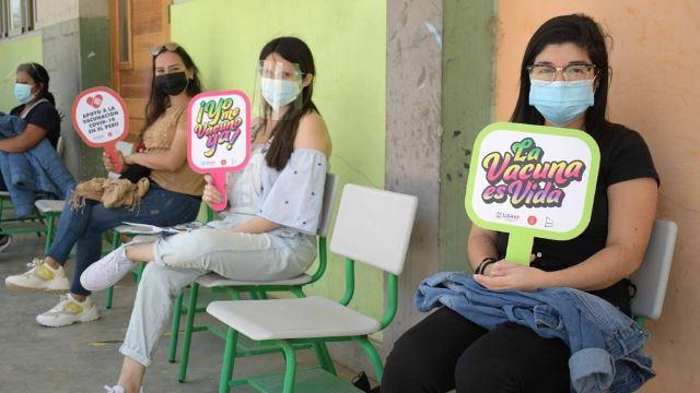 Lambayeque: Más de 180 000 dosis se aplicaron en cinco días de vacunación contra la COVID-19