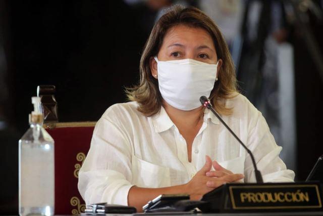 Ministra Barrios: 208 empresas iniciarán actividades desde 11 de mayo