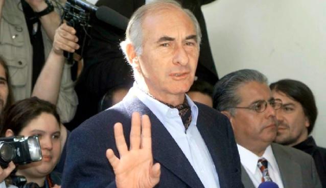 Falleció expresidente argentino Fernando de la Rúa tras permanecer en estado crítico