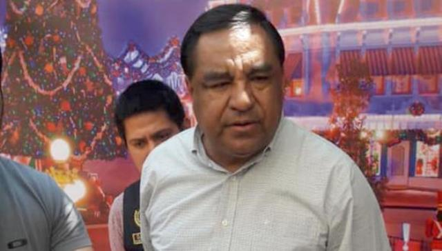 Willy Serrato: detienen a exalcalde de Olmos tras ser sentenciado a tres años de prisión efectiva