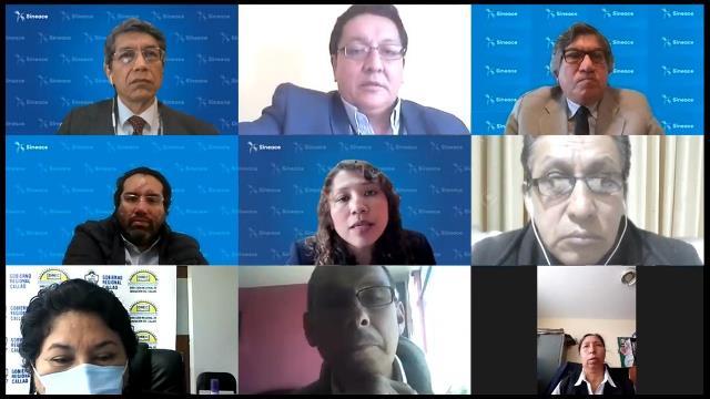 Sineace transfiere a los GORE recursos educativos para promocionar autoevaluación institucional