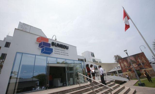 Minedu impulsará propuesta para que Sunedu evalúe a institutos tecnológicos y pedagógicos
