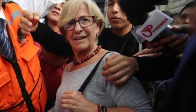 Susana Villarán: He estado preparada para ir a prisión desde hace mucho tiempo