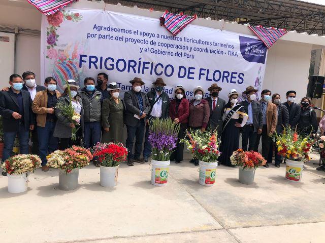MIDAGRI articula apoyo a la floricultura nacional como parte del Plan de Desarrollo de la Cadena de Flores al 2030
