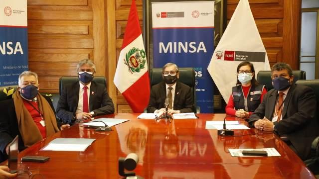 Ministerio de Salud consolida proceso de digitalización de la salud con la implementación de la receta médica electrónica