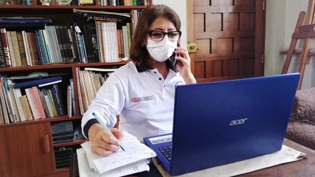 Cerca de 400 000 atenciones en salud se brindaron a través de la plataforma digital Teleatiendo del Minsa