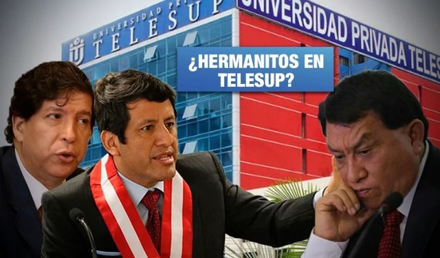 Caso Cuellos Blancos: Telesup pagó más de S/ 1 millón a dos exmiembros del CNM