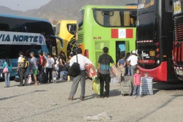 MTC promoverá la inversión privada en mega terminales de buses en periferia de ciudades
