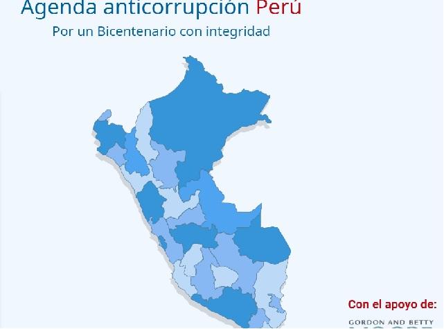 Agenda Anticorrupción Perú - Por un Bicentenario con integridad pública