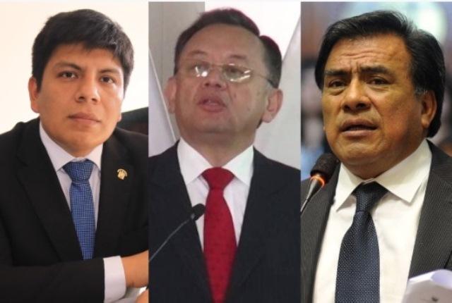Los Temerarios del Crimen: denuncian a Edgar Alarcón y excongresistas