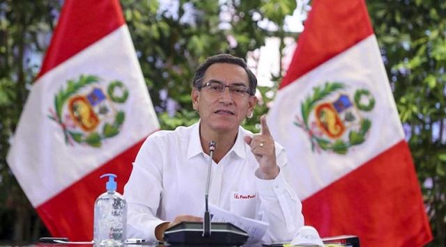 Las declaraciones del presidente Martín Vizcarra en el día 68 de cuarentena