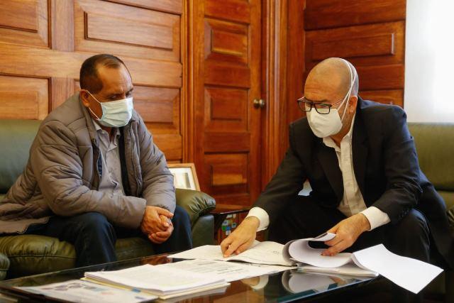 Congresista Vásquez saluda decisión del Ejecutivo de intensificar acciones contra el covid