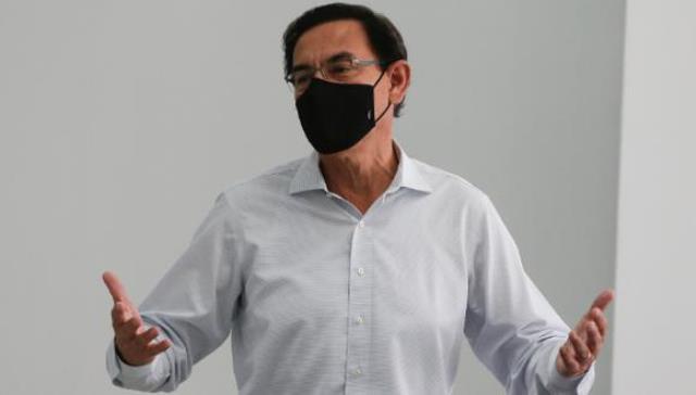 Martín Vizcarra: Poder Judicial rechaza pedido para que JNE le entregue credenciales de congresista