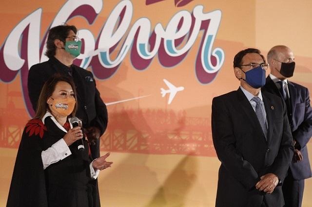 Gobierno peruano lanza Volver, la campaña de sensibilización que busca reactivar el turismo de forma gradual y responsable