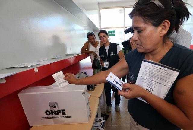 Son 17 los partidos que confirmaron su participación en las elecciones legislativas de enero de 2020