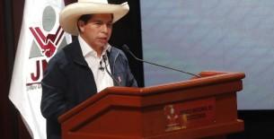 Pedro Castillo: primera lucha será contra la pandemia y por reactivar la economía