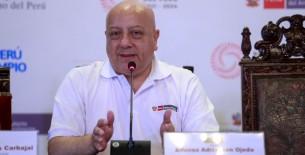 Carlos Adrianzén señala que adelantar las elecciones tendría efectos negativos en la economía