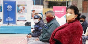 Amachay avanza en la protección a personas adultas mayores con alto riesgo y personas con discapacidad severa en 152 distritos