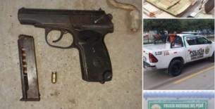 Dos menores fueron capturados por la Policía de Carreteras; luego que robaran 2500 soles a un agricultor