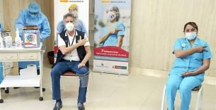 Perú asegura la adquisición de 48 millones de vacunas