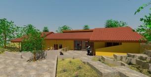 Amazonas: colocan primera piedra de obras que mejorarán acceso y experiencia turística a la catarata Ashpachaca