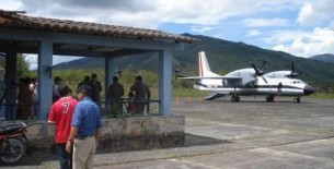 Propietarios adyacentes a Aeropuerto firman acuerdo para facilitar elección de Rodríguez de Mendoza como sede de Aeropuerto Regional