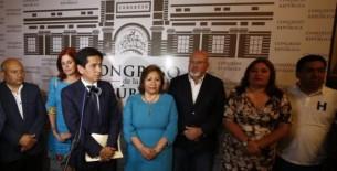 Bancada de PpK desaparece tras renuncia de Araoz, Bruce y Choquehuanca
