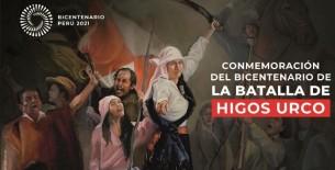 Este 12 de junio se rendirá homenaje al pueblo chachapoyano en bicentenario de la batalla de Higos Urco