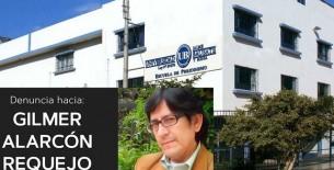 Universidad Jaime Bausate y Meza abre proceso contra docente denunciado por acoso sexual