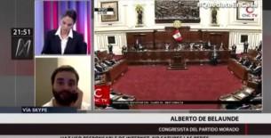 Estado de emergencia: Congreso realizará sesiones virtuales en casos excepcionales