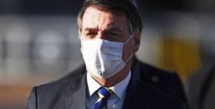 Jair Bolsonaro presenta síntomas de COVID-19 y se somete a test