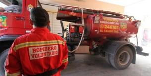 Otorgan seguro privado y gratuito a Cuerpo General de Bomberos Voluntarios del Perú