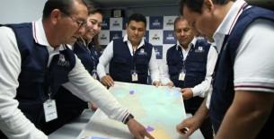 ONPE: Jefes de oficinas descentralizadas concluyen traslado al interior del país