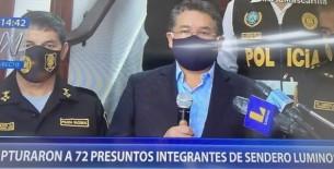 Ministro Vargas se pronunció después que se revelara que su hermano fue dirigente terrorista
