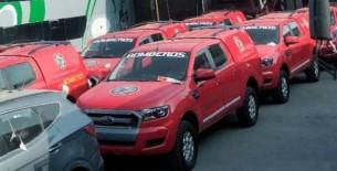 Bomberos: alertan abandono de unidades de emergencia valorizadas en S/1 millón
