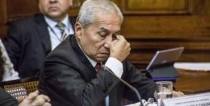 Poder Judicial admite el trámite para suspender de manera preventiva a Pedro Chávarry por 18 meses