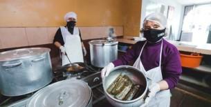 MIDIS: el 73% de los comedores populares del ámbito del programa de complementación alimentaria se ha reactivado en todo el país