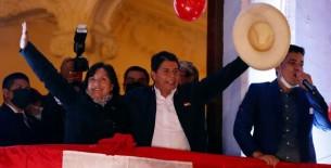 Pedro Castillo recibirá hoy credencial de presidente de la República