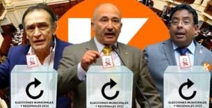 ¿Qué partido está detrás de permitir la reelección de alcaldes y gobernadores?