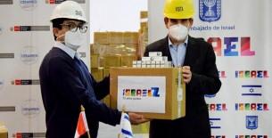Embajada de Israel dona al Minsa mil unidades de Dexametasona Fosfato para la lucha contra el Covid-19