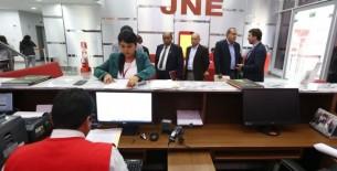 Elecciones 2020: 562 listas de candidatos solicitaron inscripción