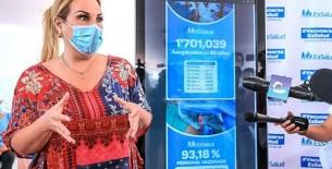 Essalud vacunará contra el covid-19 a más de un millón 700,000 adultos mayores asegurados
